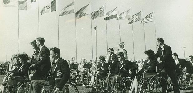geschiedenis paralympische spelen