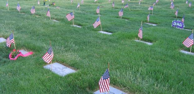 Memorial Day Begraafplaats