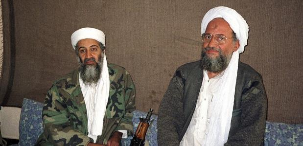 Osama Bina Laden Zawahiri