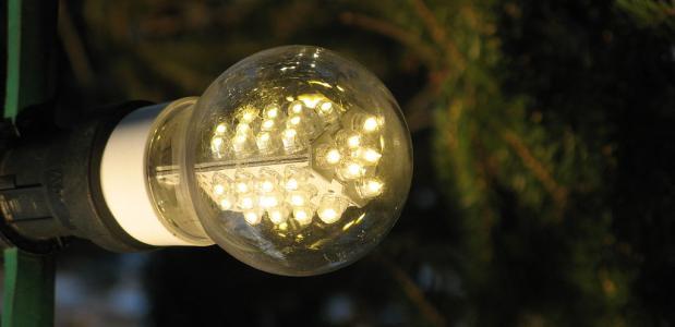 Geschiedenis van de lichtbron