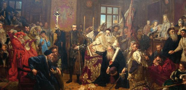 Wit-Rusland Unie van Lublin 1569