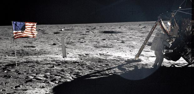 Maanlanding Kennedy Apollo 11