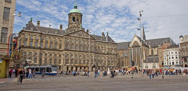 Waarom werd Amsterdam de hoofdstad na Nederland
