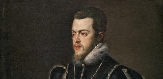 Filips II faillissement Spanje