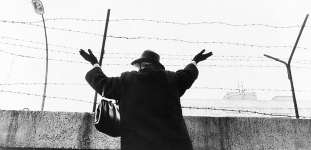 Bouw Berlijnse Muur 1961