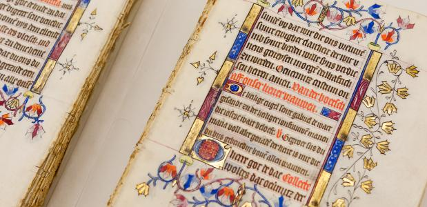 Gebedenboek Maria van Gelre