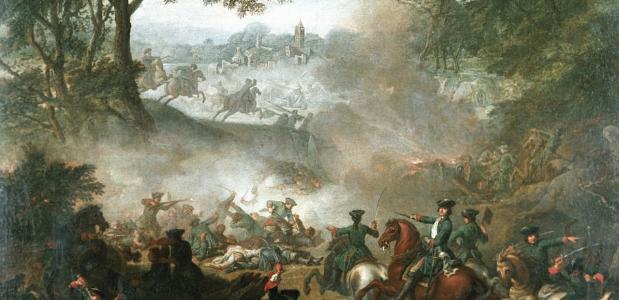 Slag bij Lesnaja
