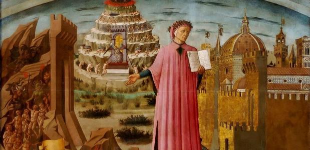Goddelijke komedie Dante
