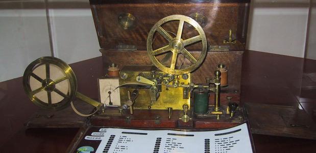 Telegraaf-machine