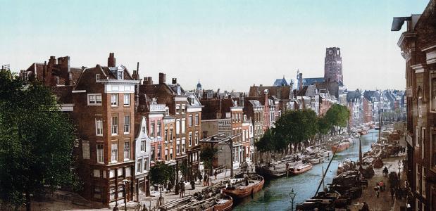 Rotterdam in de negentiende eeuw
