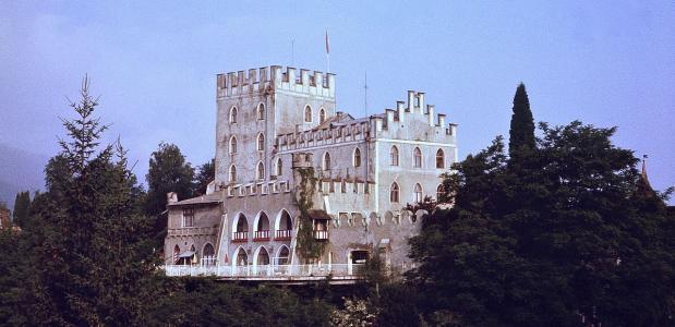 Slag om Schloss Itter