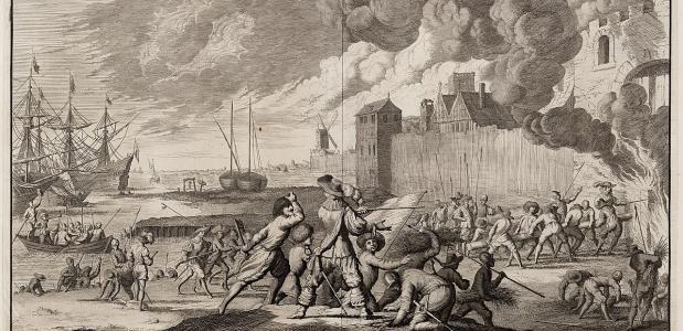 De inname van Den Briel in 1572