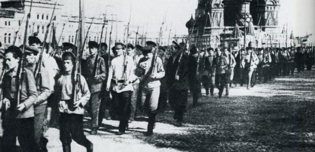 Russische Burgeroorlog