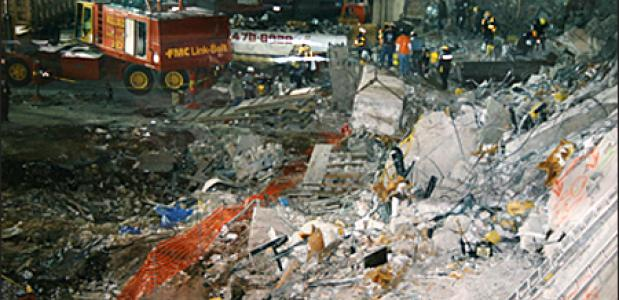 Aanslag WTC 1993