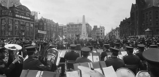 Geschiedenis van Bevrijdingsdag