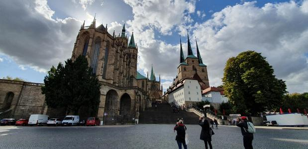 Erfurt DDR