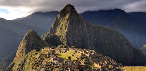 Geschiedenis van de Macchu Picchu