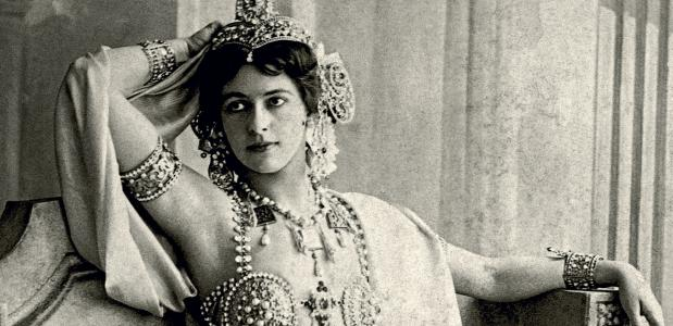 Mata Hari biografie