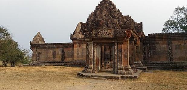 Preah Vihear Tempel conflict