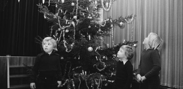 Geschiedenis van kerstmis