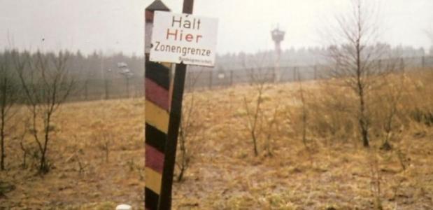 Duitse binnengrens DDR