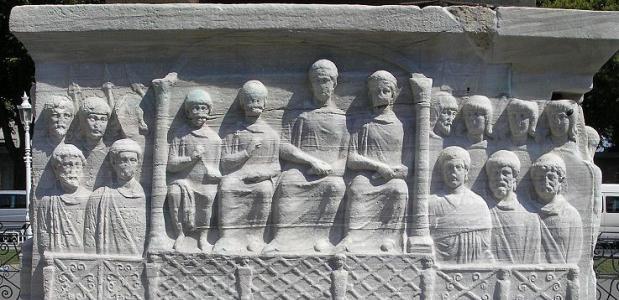 Reliëf Theodosius I