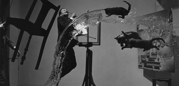 Salvador Dalí in 1948