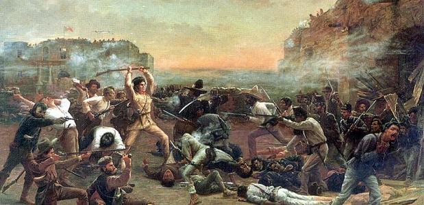 Slag om de Alamo
