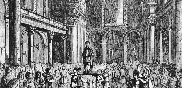 Julianus Apostata keizer van het Romeinse Rijk