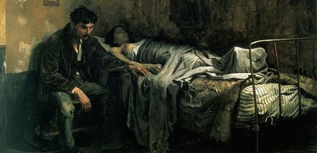 Wie vroeger tbc had, overleed vrijwel altijd aan de ziekte.