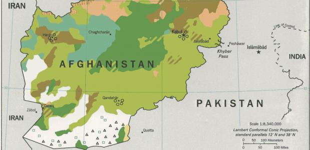 Al eeuwenlang is er hommeles in Afghanistan. Veel Westerse landen sturen militairen op het land af.