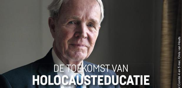 Symposium De toekomst van Holocausteducatie, 75 jaar na de bevrijding