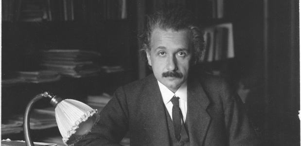 Wie is Albert Einstein?