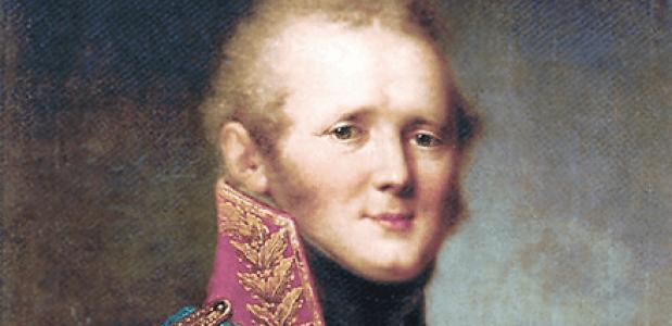 Alexander I was tsaar van Rusland. Hij werd vooral bekend door de Heilige Alliantie en zijn strijd tegen Napoleon.