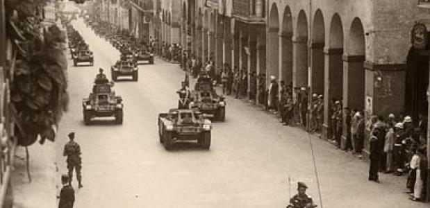 Algerijnse putsch 1961