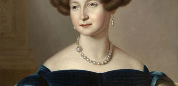 Anna Palovna van Rusland was getrouwd met Koning Willem II.