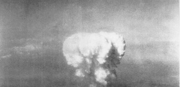 Atoombom op Hiroshima