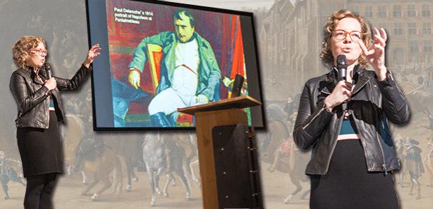 Interview met Beatrice de Graaf in Geschiedenis Magazine