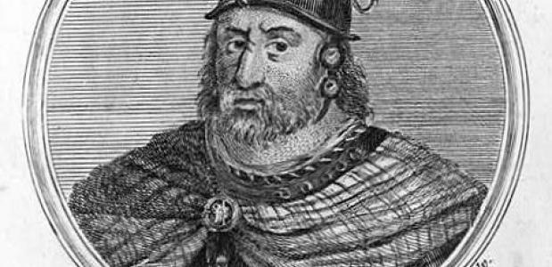 William Wallace was een Schotse ridder. Hij kreeg een heldendaad nadat hij de Engelsen verslagen had.