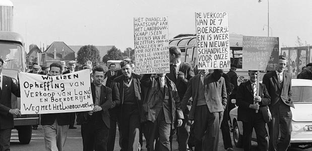Opstand der braven boerenopstand 1963