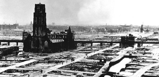 Duitse bombardementen op Nederland