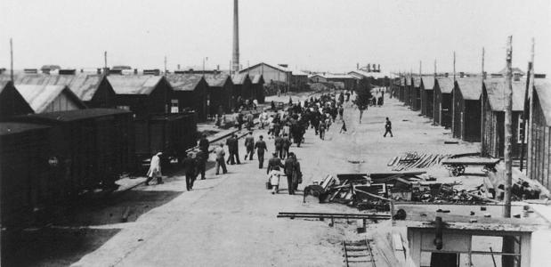 aantal duitse concentratiekampen