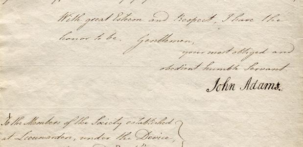 Brief John Adams