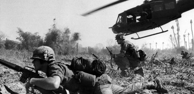 Oost-Westconflict tijdens de Vietnamoorlog