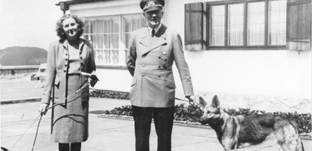 Adolf Hitler Berghof Eva Braun Obersalzberg