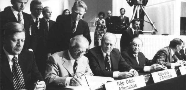 Helsinki Akkoorden Conferentie over Veiligheid en Samenwerking in Europa