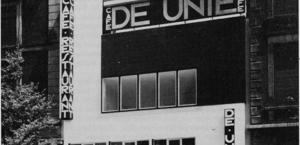 Beroemd Café De Unie: frappant schoolvoorbeeld in hartje Rotterdam #LQ98