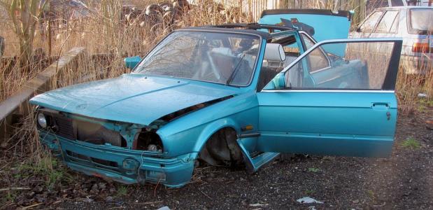 Geschiedenis autosloperij