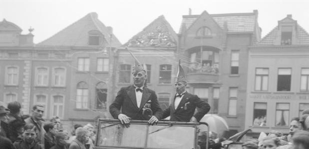 Carnavalsviering Venlo 1948
