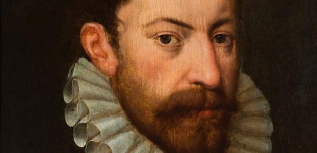 Portret van Alexander Farnese